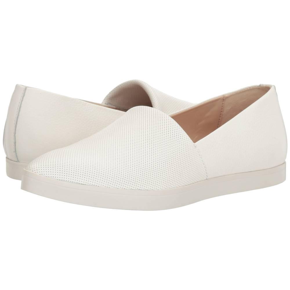 ドクター ショール レディース シューズ・靴 スリッポン・フラット【Vienna - Original Collection】White Pin Perf Leather