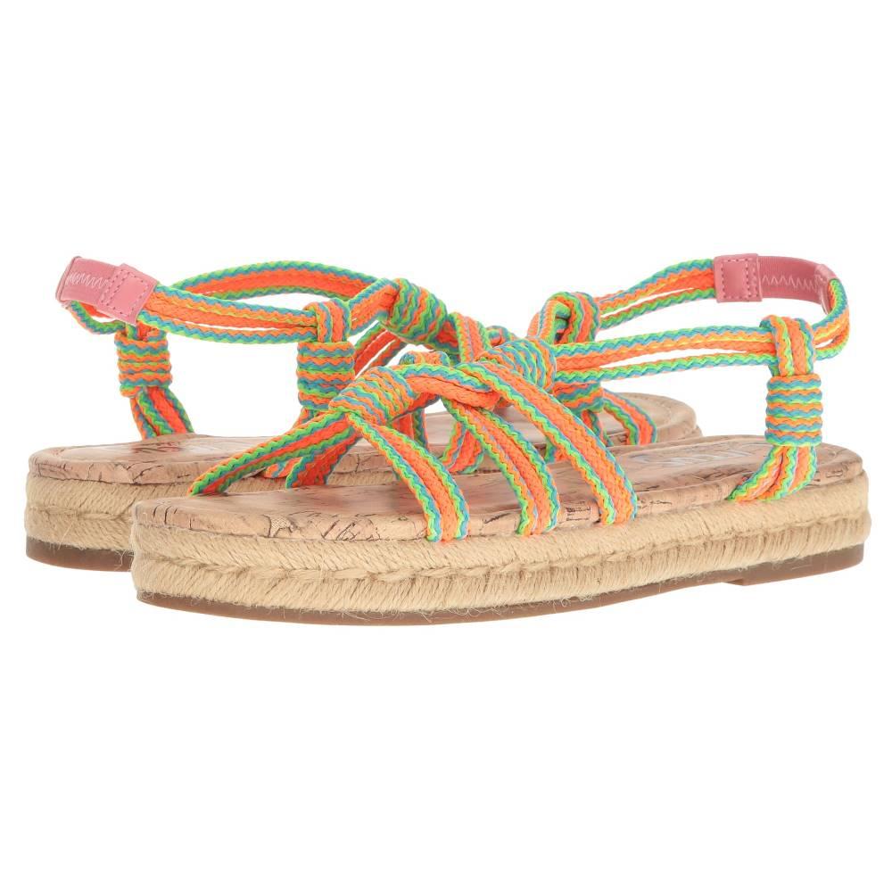 サムエデルマン Circus by Sam Edelman レディース シューズ?靴 フラット【Athena】Neon Multi Braided Rope