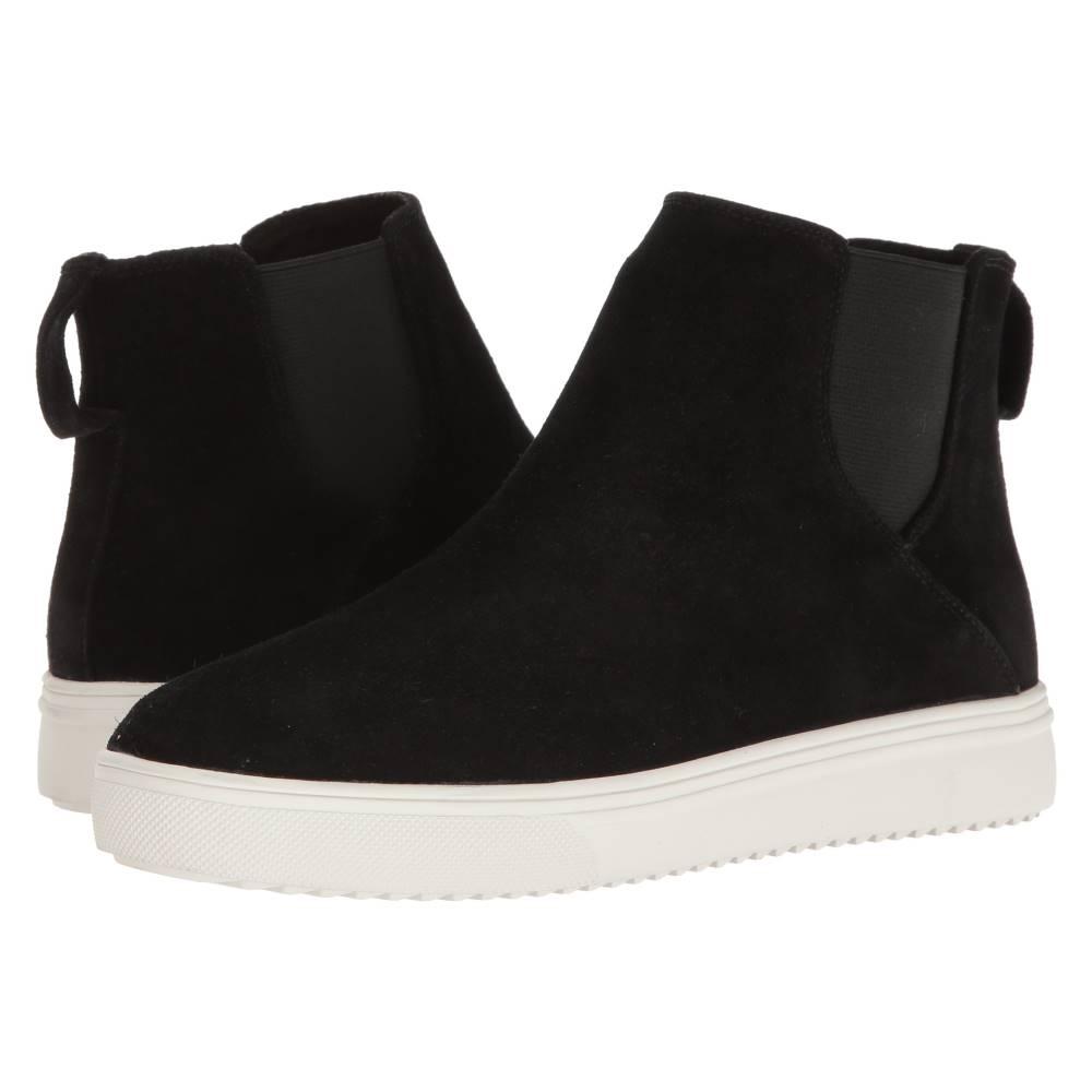 ブロンド レディース シューズ・靴 ブーツ【Baxton Waterproof】Black Suede