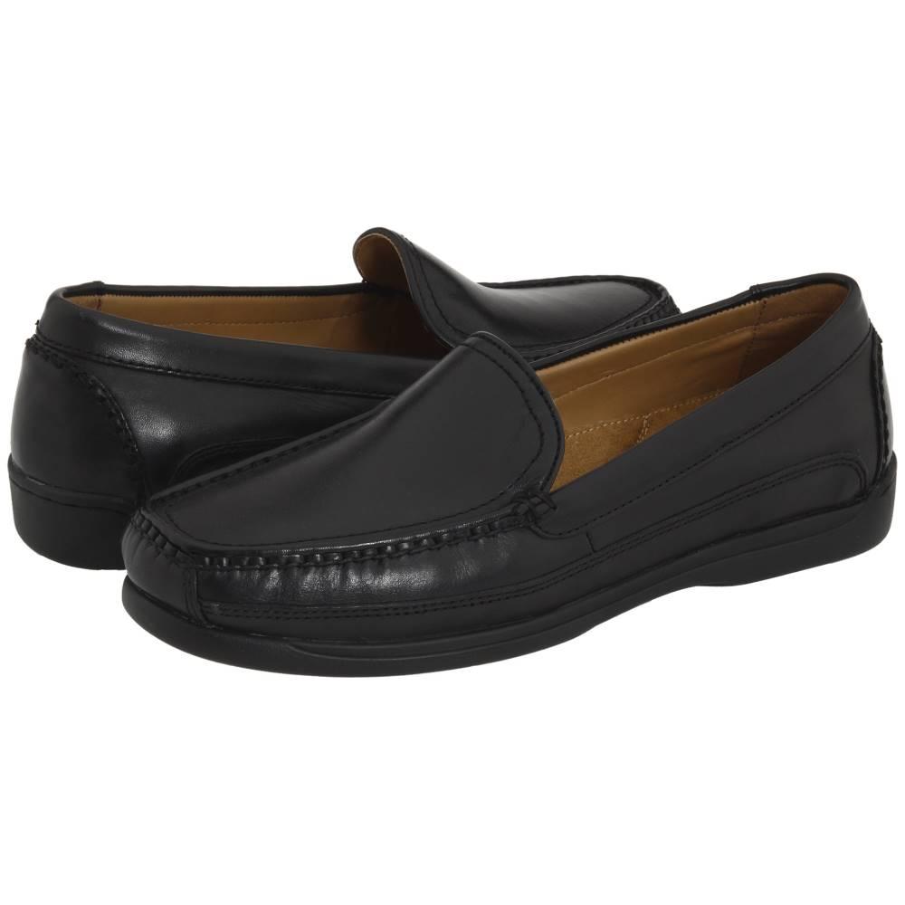 ドッカーズ メンズ シューズ・靴 ローファー【Catalina】Black Full Grain