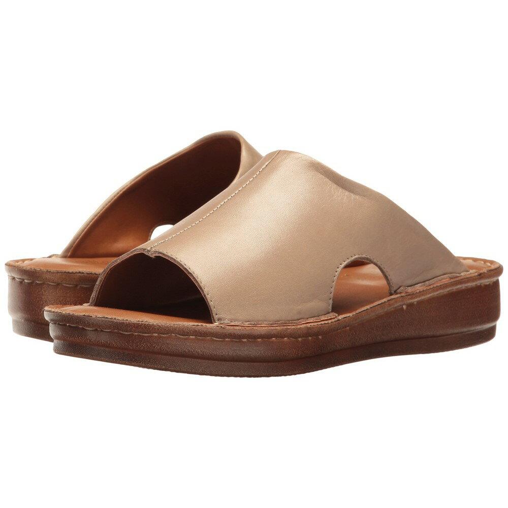 ベラヴィータ レディース シューズ・靴 サンダル・ミュール【Mae-Italy】Taupe Leather