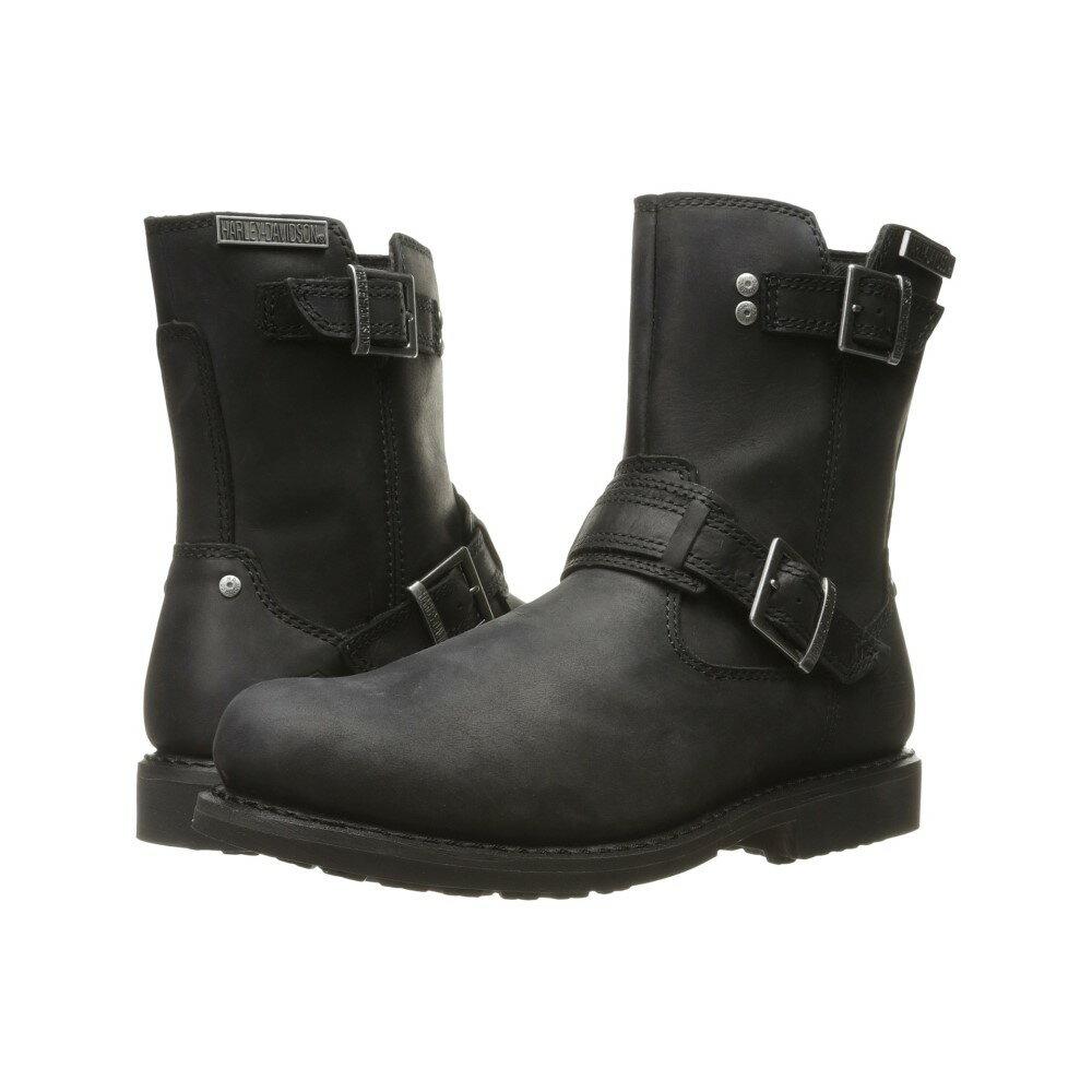 ハーレーダビッドソン メンズ シューズ・靴 ブーツ【Blanchard】Black
