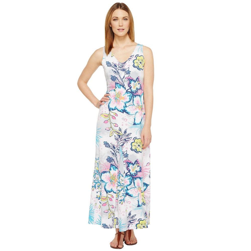 フレッシュプロデュース レディース ワンピース・ドレス ワンピース【Cabana Bright Calypso Dress】White