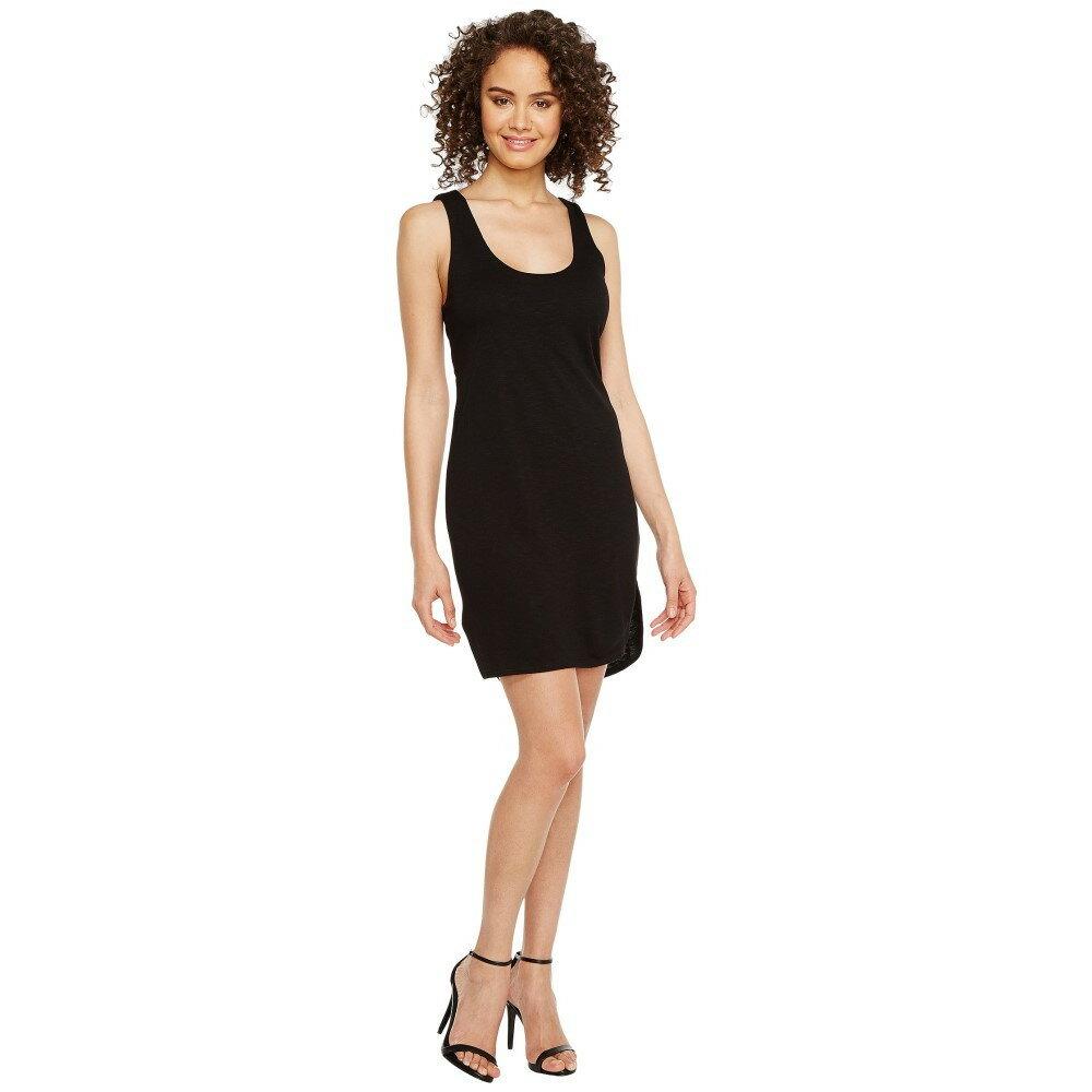 ランストン レディース ワンピース・ドレス ワンピース【Twist Back Dress】Black