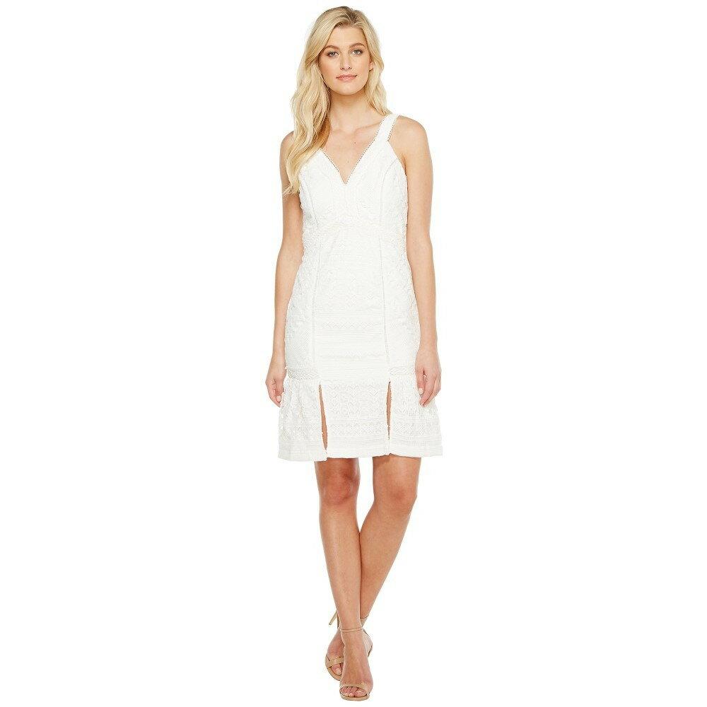 アドレイン ラエ レディース ワンピース・ドレス ワンピース【Jaclyn Woven Dress】Off-White