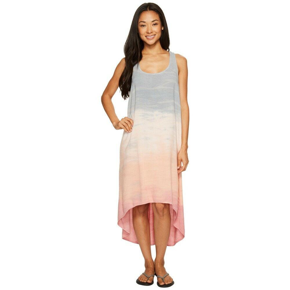 ハードテイル レディース ワンピース・ドレス ワンピース【Hi-Low Tank Dress】Rainbow Horizon 53