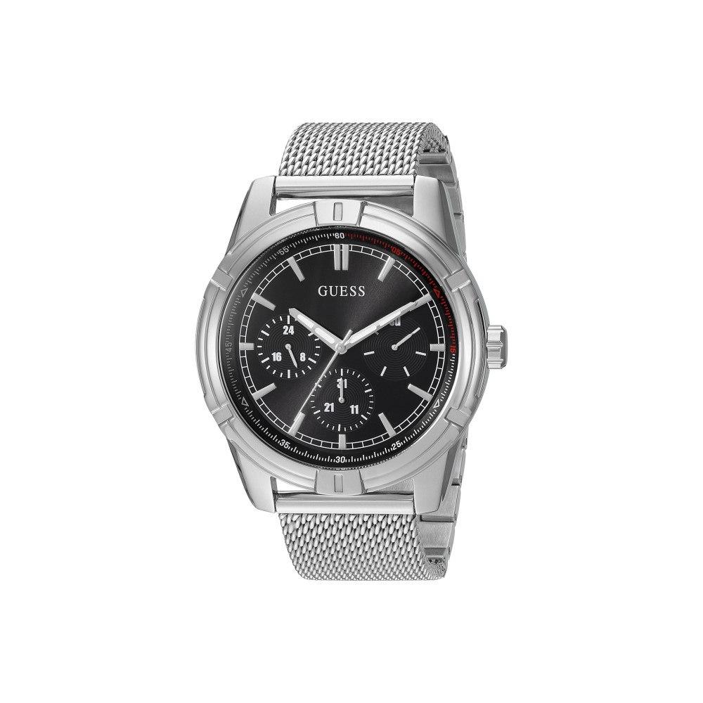 ゲス メンズ 財布・時計・雑貨 腕時計【U0965G1】Silver