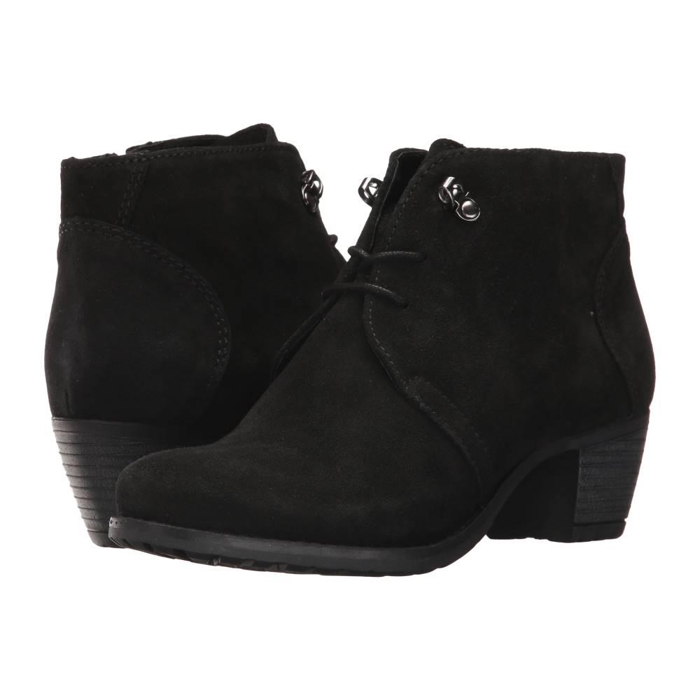 エリック マイケル レディース シューズ・靴 ブーツ【Miranda】Black