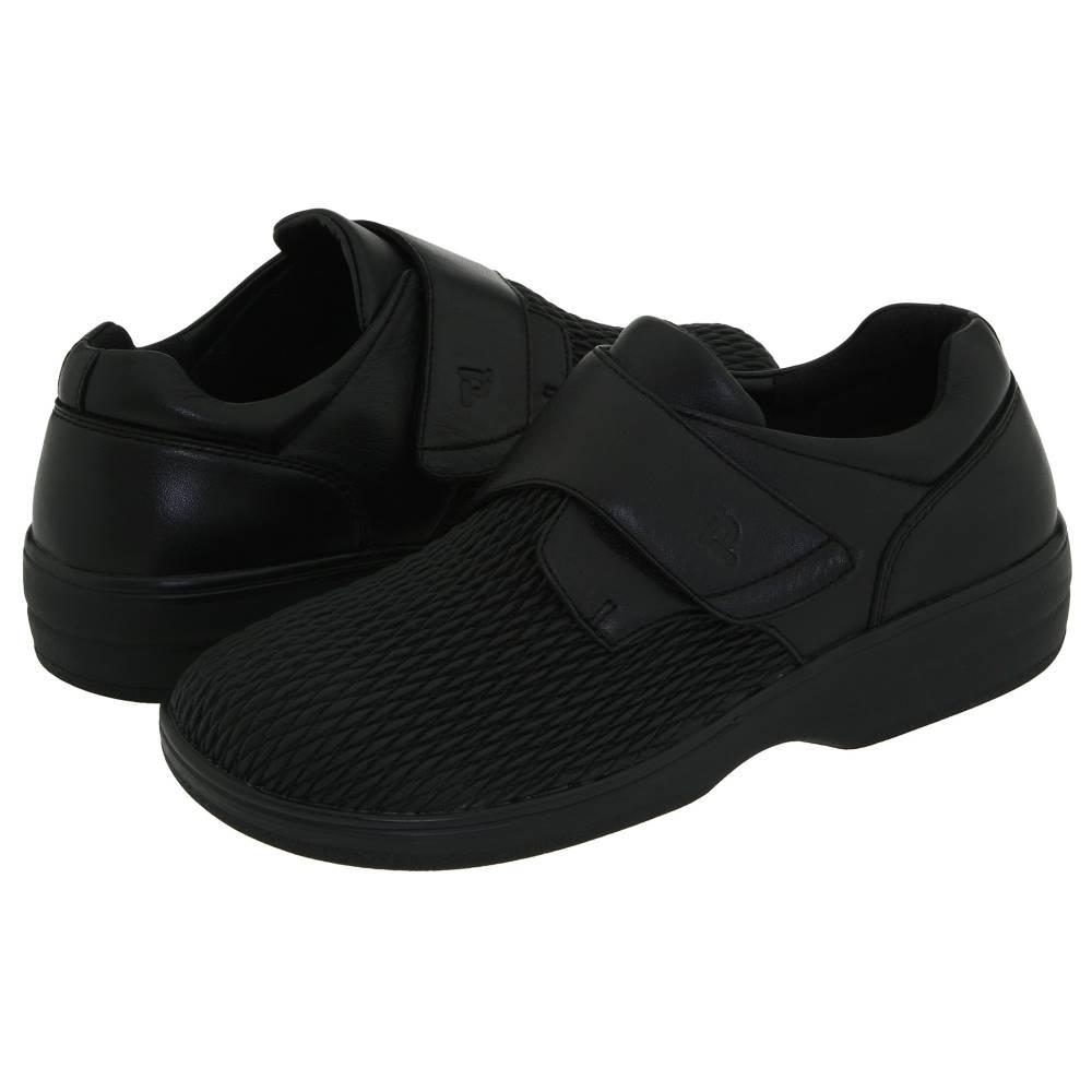 プロペット レディース シューズ・靴 ローファー・オックスフォード【Olivia Medicare/HCPCS Code = A5500 Diabetic Shoe】Black