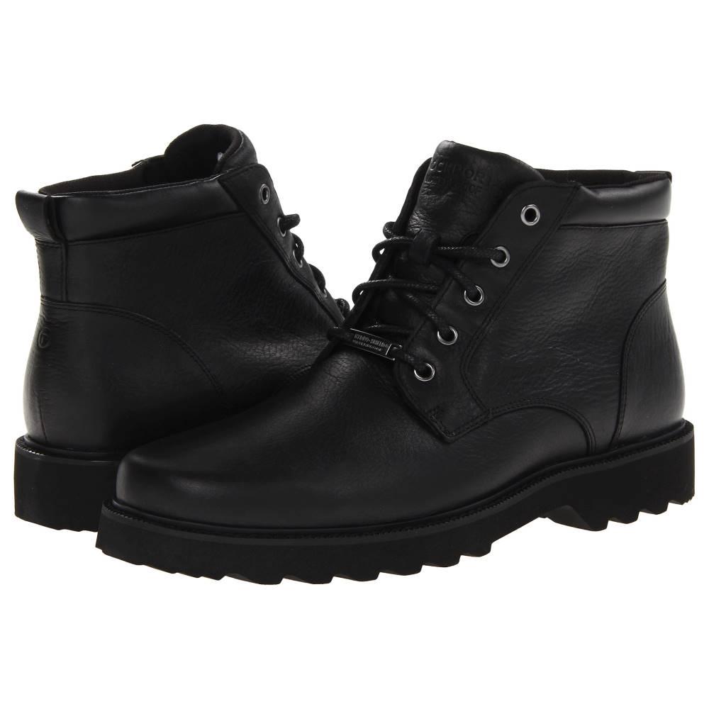 ロックポート メンズ シューズ・靴 ブーツ【Northfield PT Boot】Black