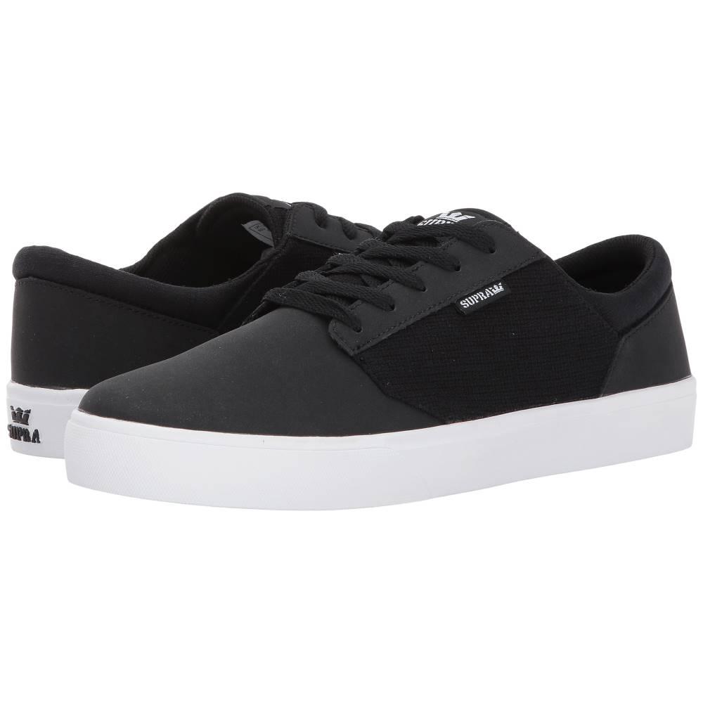 スープラ メンズ シューズ?靴 スニーカー【Yorek Low】Black/White 2