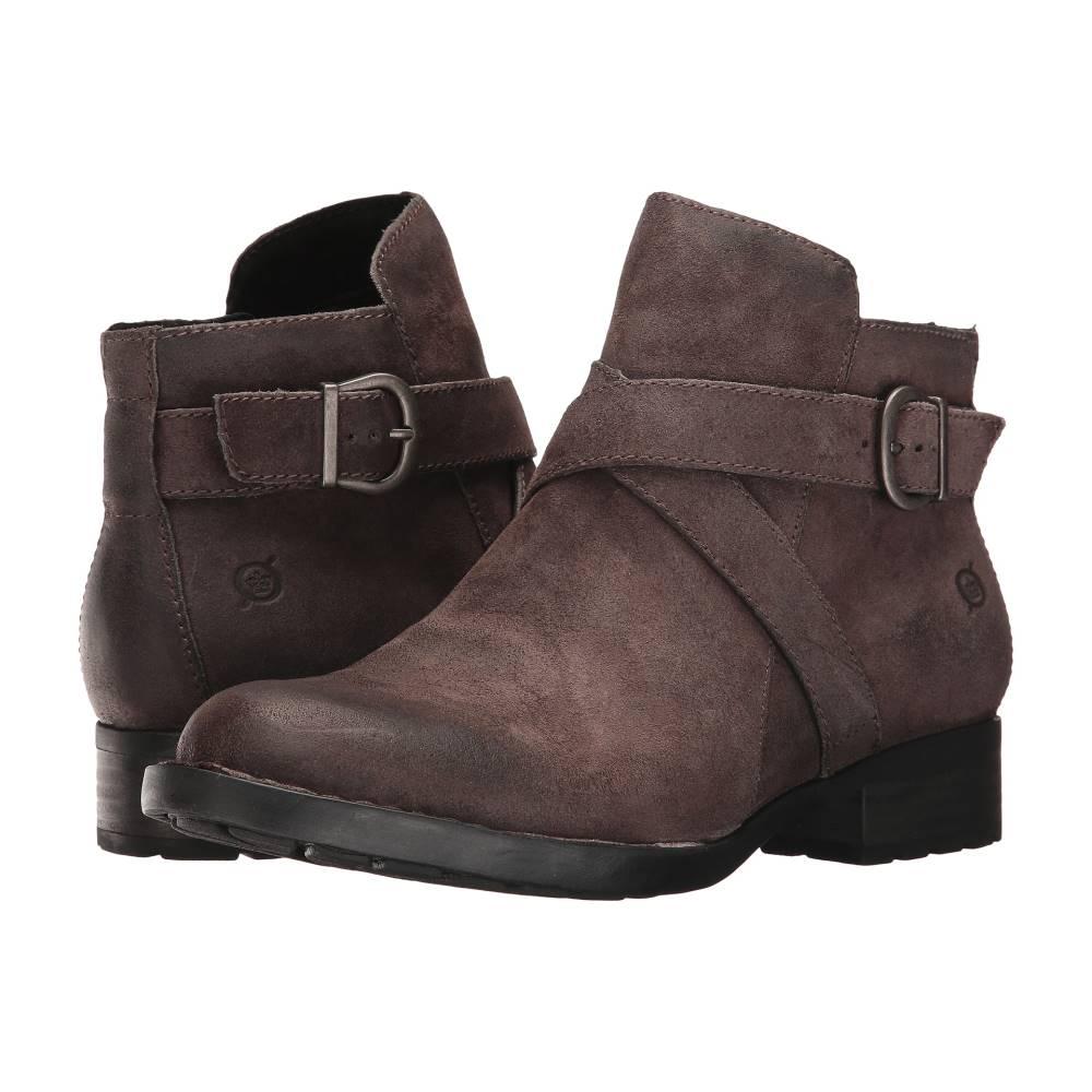 ボーン レディース シューズ・靴 ブーツ【Trinculo】Grey Distressed
