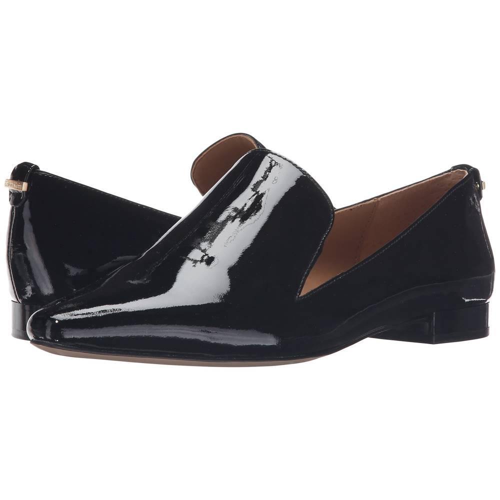 カルバンクライン レディース シューズ・靴 ローファー・オックスフォード【Elin】Black Patent