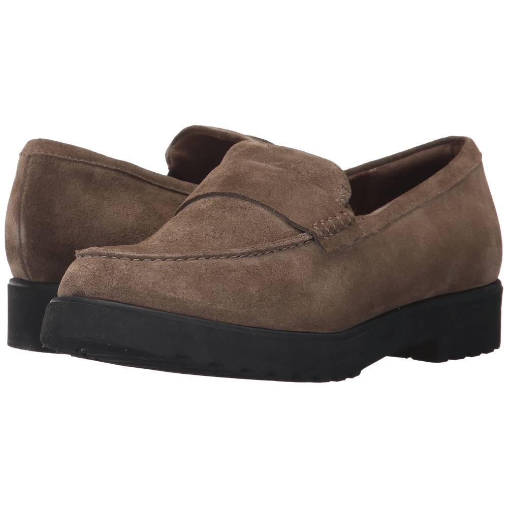 クラークス レディース シューズ・靴 ローファー・オックスフォード【Bellevue Hazen】Olive Suede