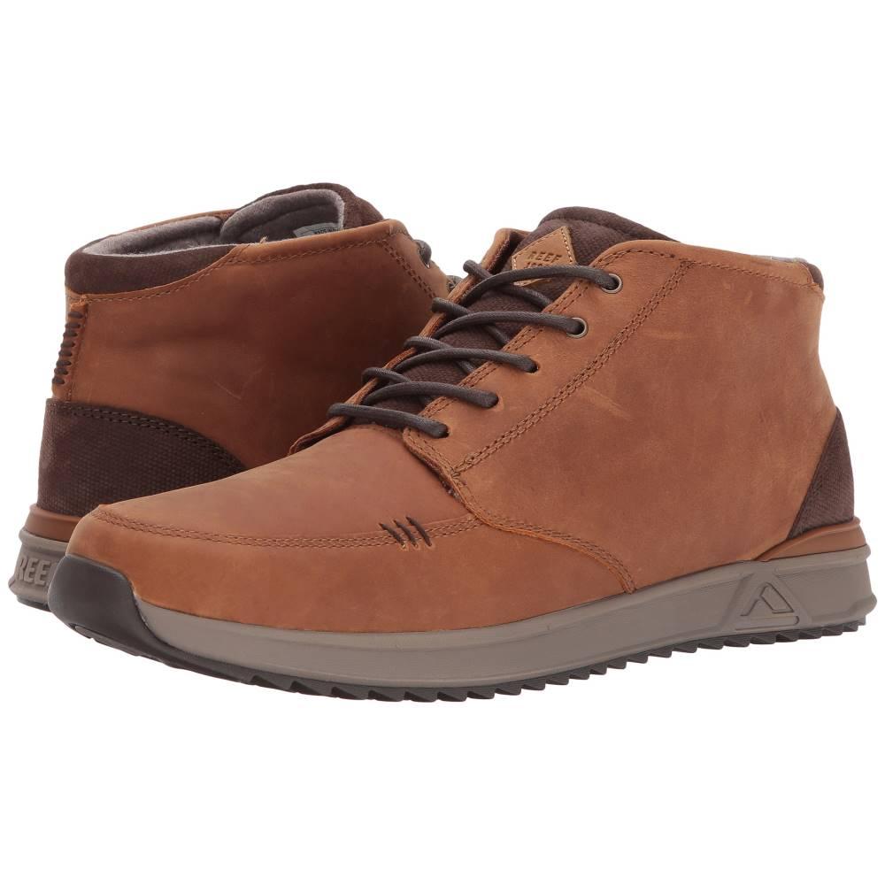 リーフ メンズ シューズ・靴 ブーツ【Rover Mid WT】Chocolate/Brown