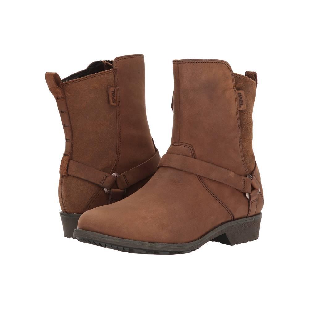 テバ レディース シューズ・靴 ブーツ【De La Vina Dos】Bison