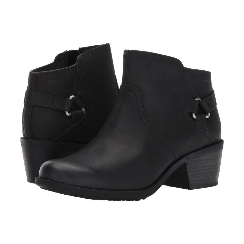 テバ レディース シューズ・靴 ブーツ【Foxy WP】Black