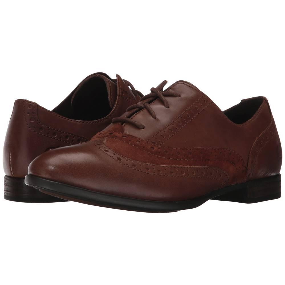 ボーン レディース シューズ・靴 ローファー・オックスフォード【Ellinor】Brown/Rust Combo