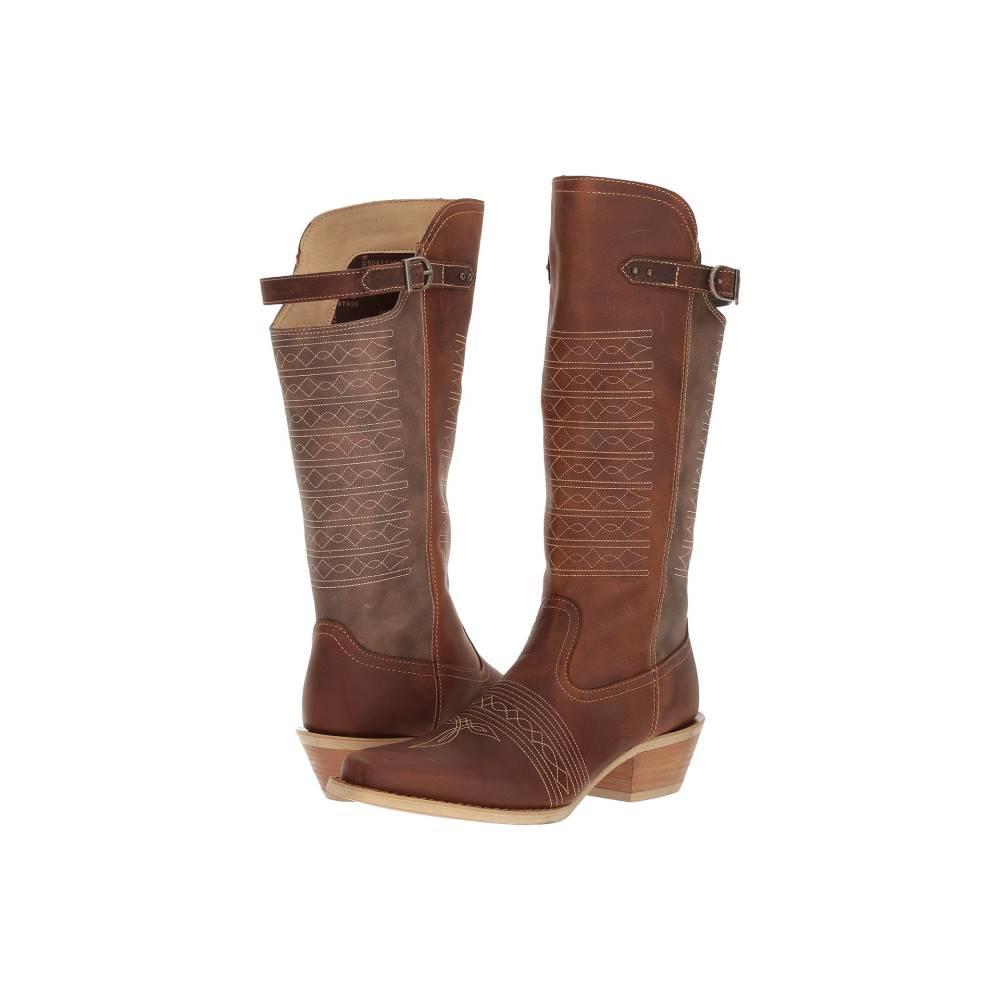 デュランゴ レディース シューズ・靴 ブーツ【Crush 14 Belted Collar】Vintage Brown