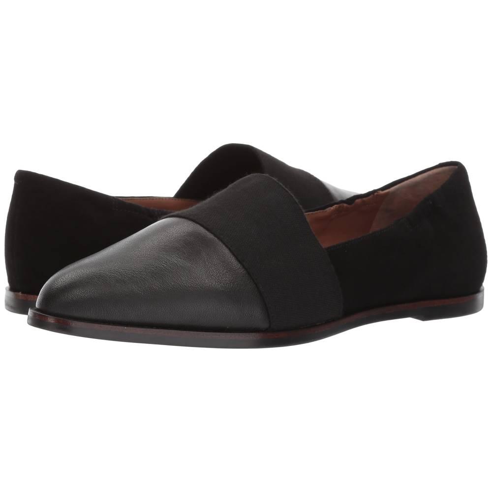 エレンデジェネレス レディース シューズ・靴 ローファー・オックスフォード【Karlin】Black Leather