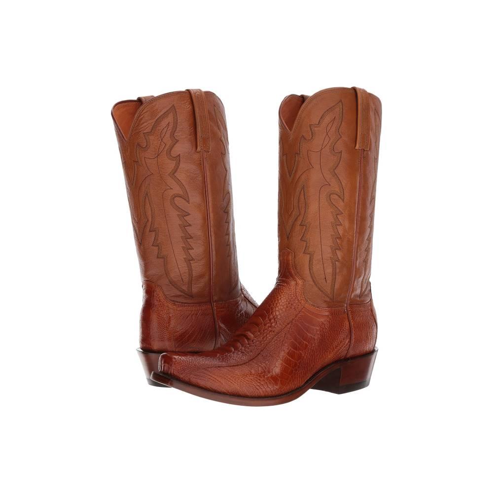 ルケーシー メンズ シューズ?靴 ブーツ【KD1023.73】Antique Cognac