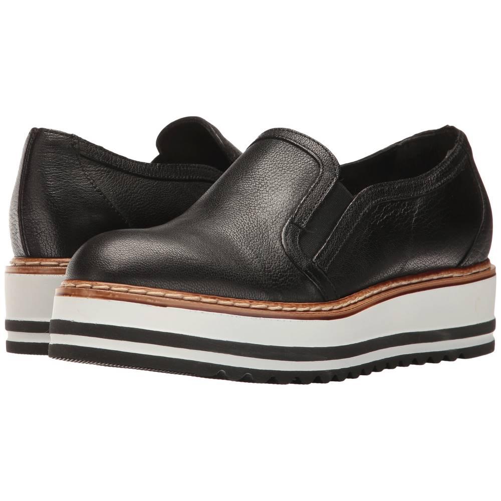 ホワイトマウンテン レディース シューズ・靴 ローファー・オックスフォード【Belton】Black Leather