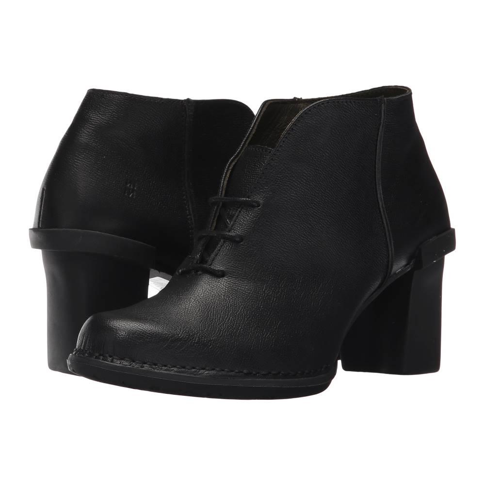 エル ナチュラリスタ レディース シューズ・靴 ブーツ【Nectar N5141】Black