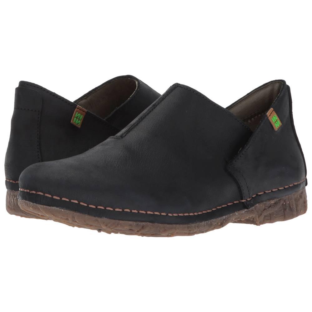 エル ナチュラリスタ レディース シューズ・靴 ローファー・オックスフォード【Angkor N919】Black