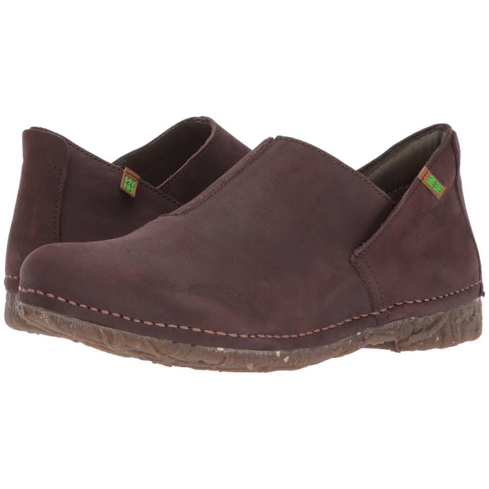 エル ナチュラリスタ レディース シューズ・靴 ローファー・オックスフォード【Angkor N919】Brown