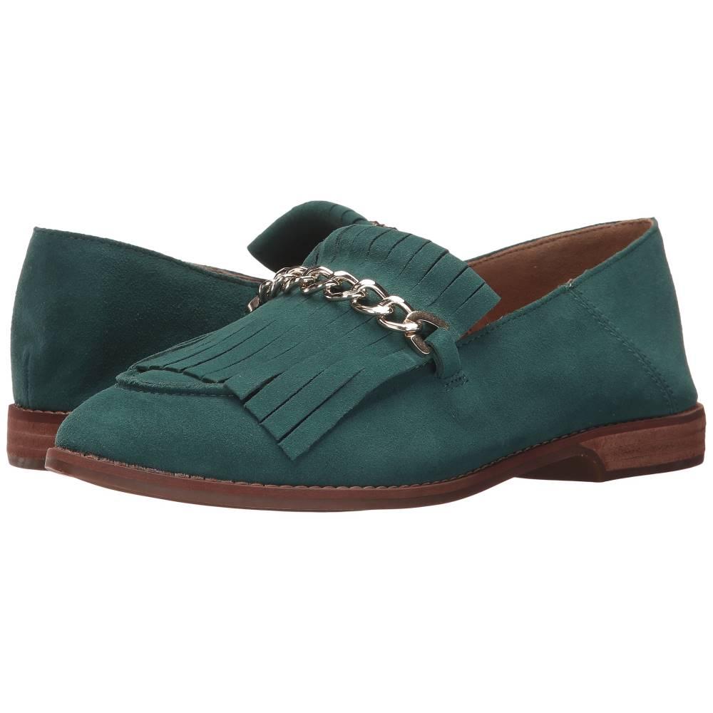 フランコサルト レディース シューズ・靴 ローファー・オックスフォード【Augustine】Harbor Green Suede