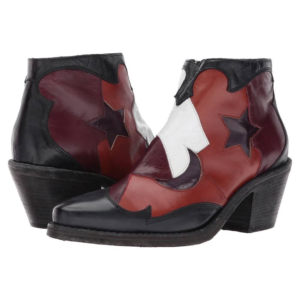 マックイーン レディース シューズ・靴 ブーツ【Solstice Zip Boot】Patchwork