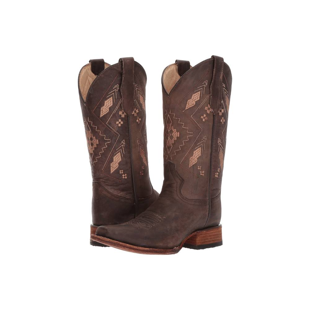 コラル レディース シューズ・靴 ブーツ【L5291】Chocolate