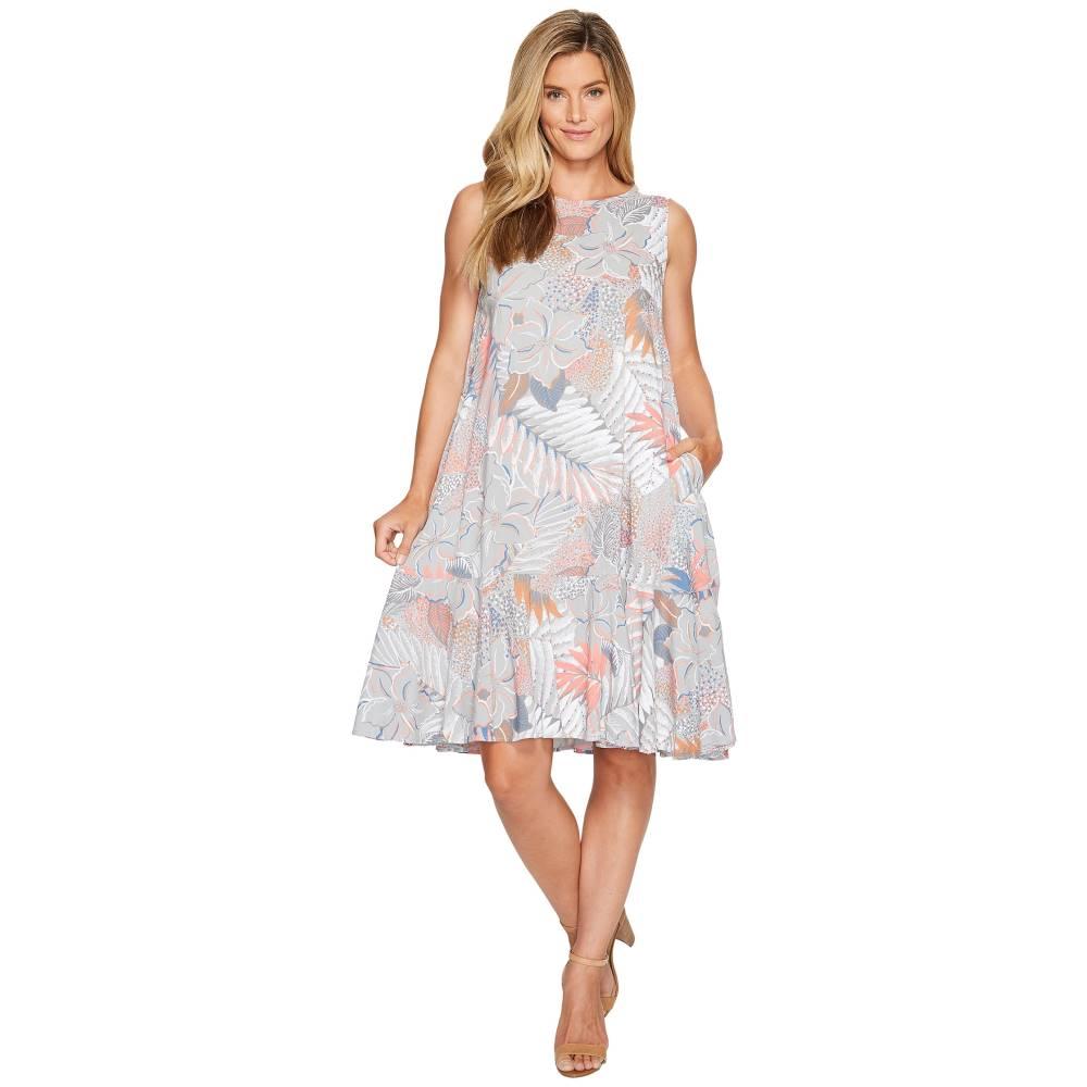 フレッシュプロデュース レディース ワンピース・ドレス ワンピース【Colored Pencils Trapeze Dress】Slate Gray
