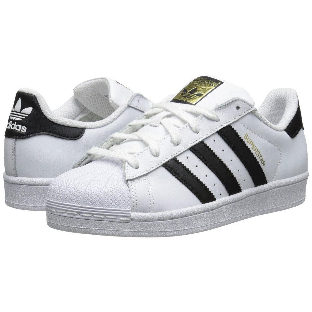 アディダス レディース シューズ・靴 スニーカー【Superstar W】White/Black/White