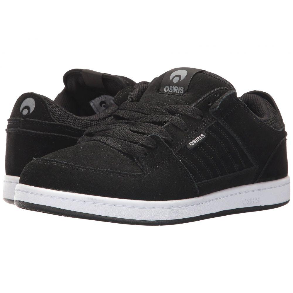 オサイラス メンズ シューズ・靴 スニーカー【Protocol SLK】Black/Grey
