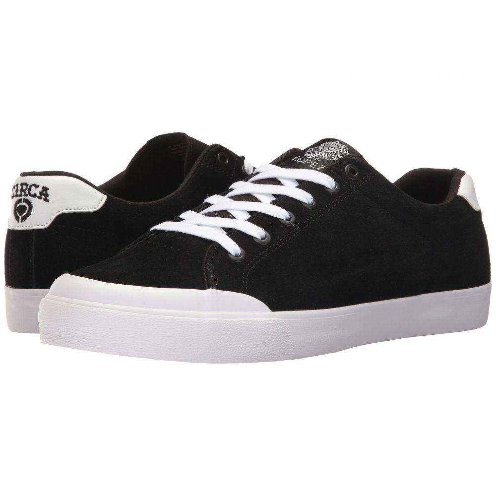 サーカ メンズ シューズ・靴 スニーカー【AL50R】Black/White/White