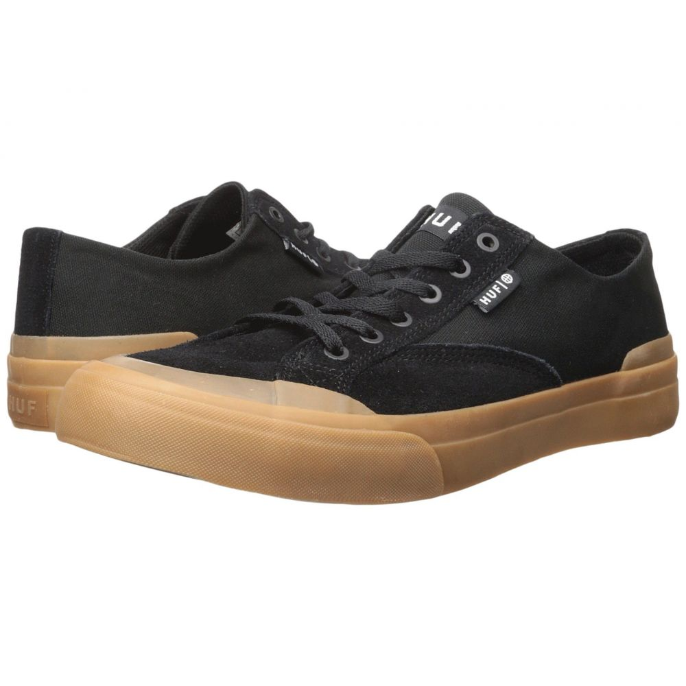 ハフ メンズ シューズ・靴 スニーカー【Classic Lo Ess】Black/Gum