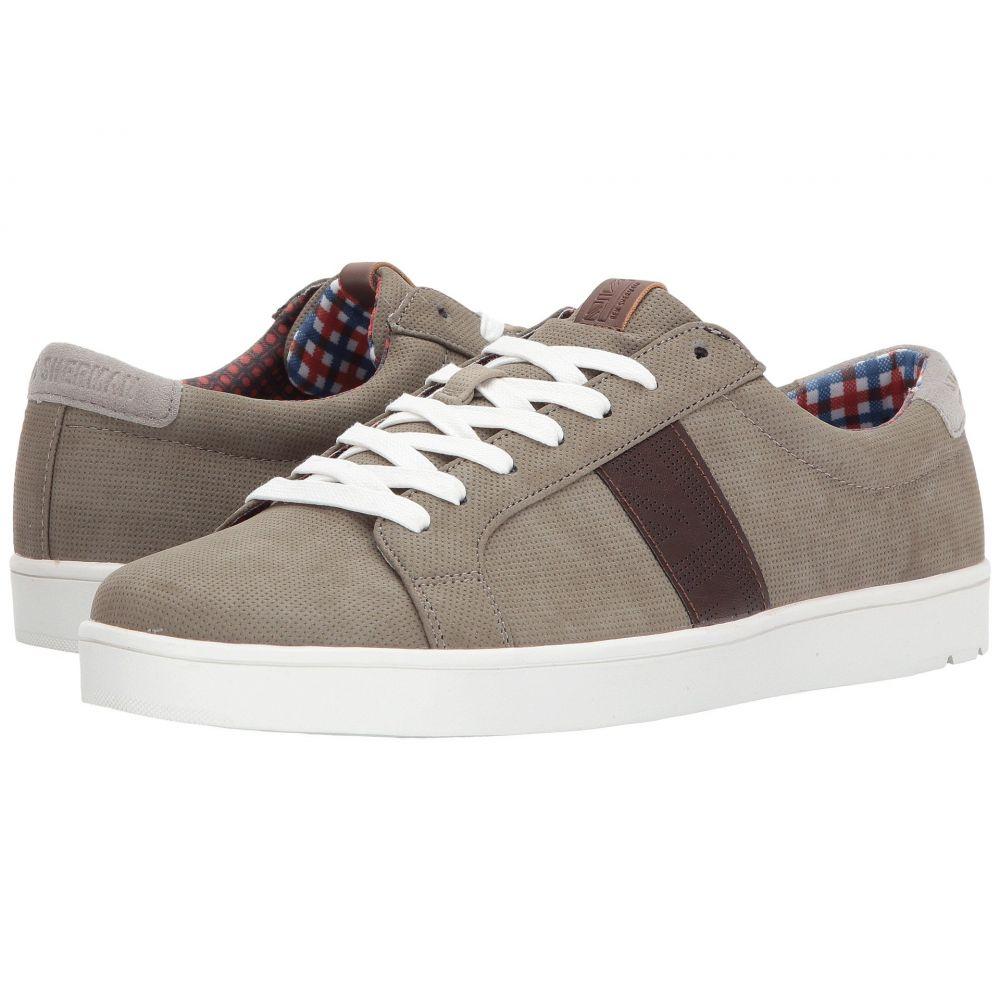 ベンシャーマン メンズ シューズ・靴 スニーカー【Ashton】Grey