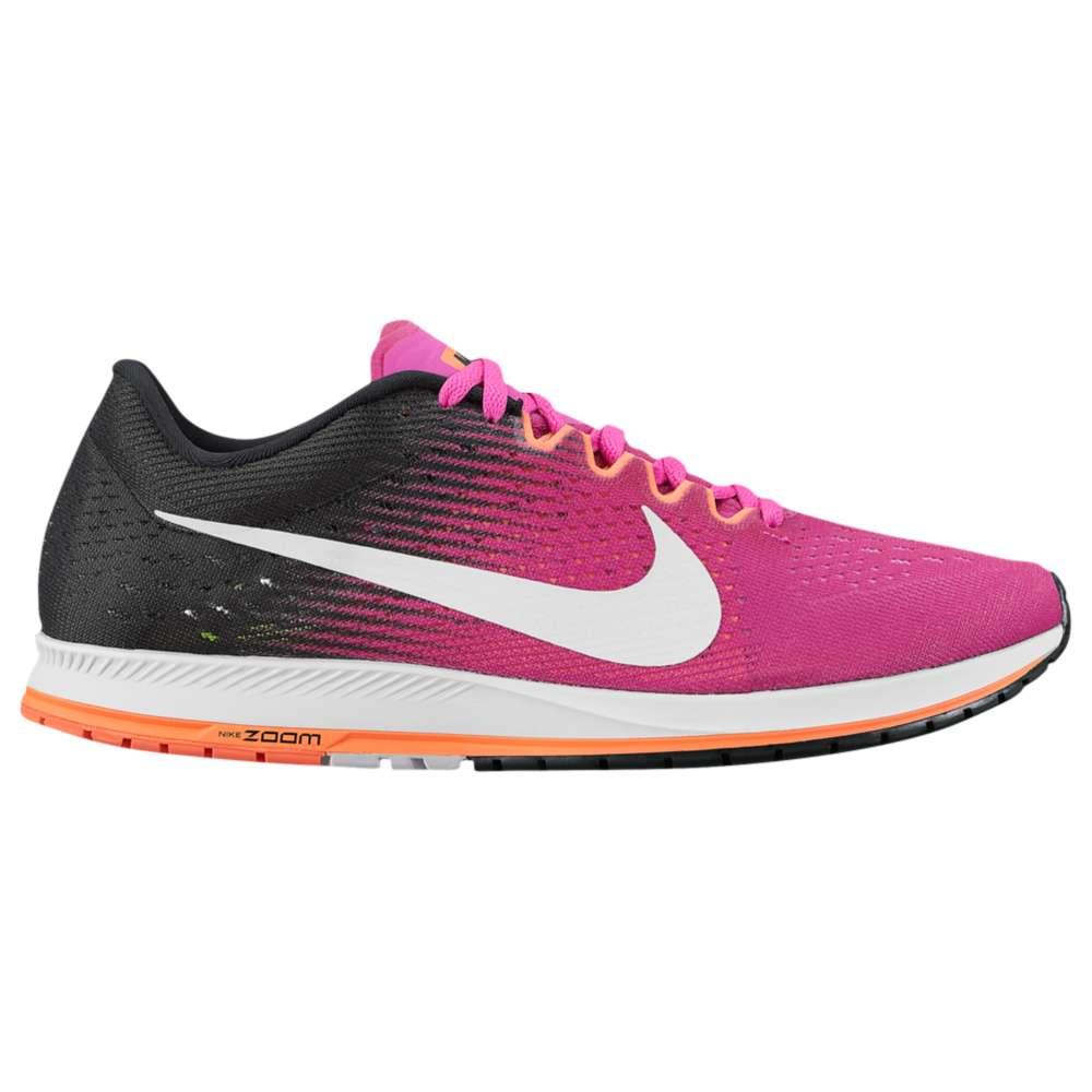 ナイキ メンズ 陸上 シューズ・靴【Nike Zoom Streak 6】Fire Pink/Black/Bright Mango/White