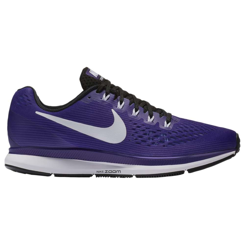 ナイキ メンズ ランニング・ウォーキング シューズ・靴【Nike Air Zoom Pegasus 34】Court Purple/White/Black