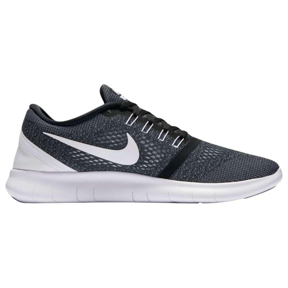 ナイキ メンズ ランニング・ウォーキング シューズ・靴【Nike Free RN】Black/White/Black