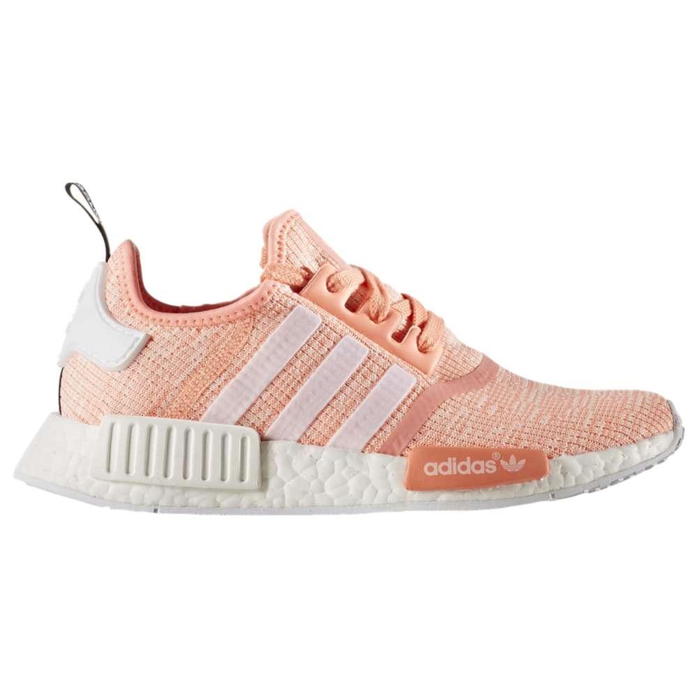 アディダス レディース シューズ・靴 スニーカー【adidas Originals NMD R1】Sun Glow/White/Haze Coral