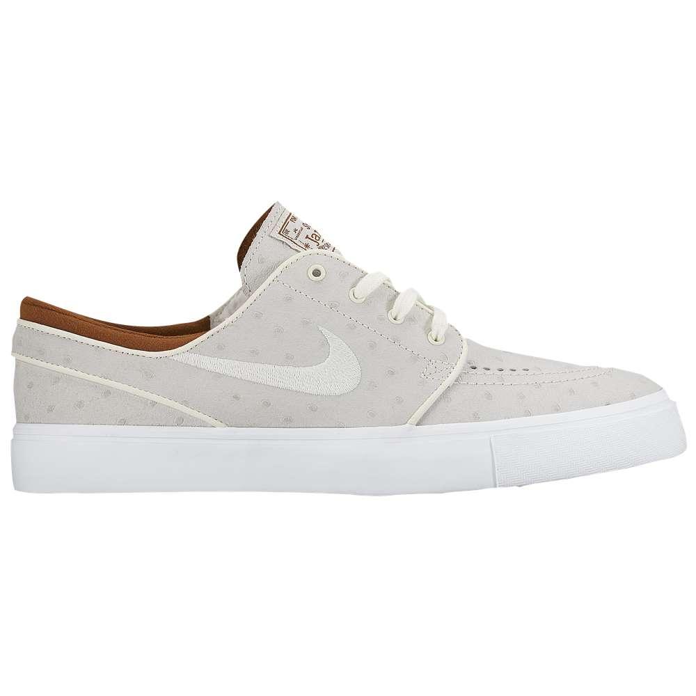 ナイキ メンズ シューズ・靴 スニーカー【Nike SB Zoom Stefan Janoski】Ivory/Hazelnut/Light Bone