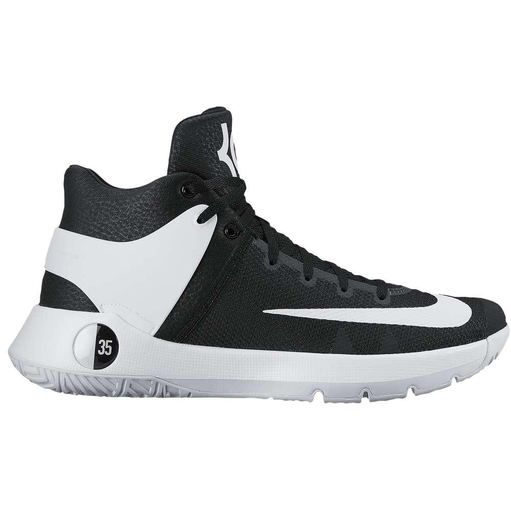 ナイキ メンズ バスケットボール シューズ・靴【Nike KD Trey 5 IV】Black/White