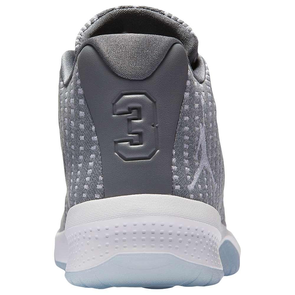 ナイキ ジョーダン メンズ バスケットボール シューズ・靴【Jordan B.Fly】Cool Grey/White/Wolf Grey