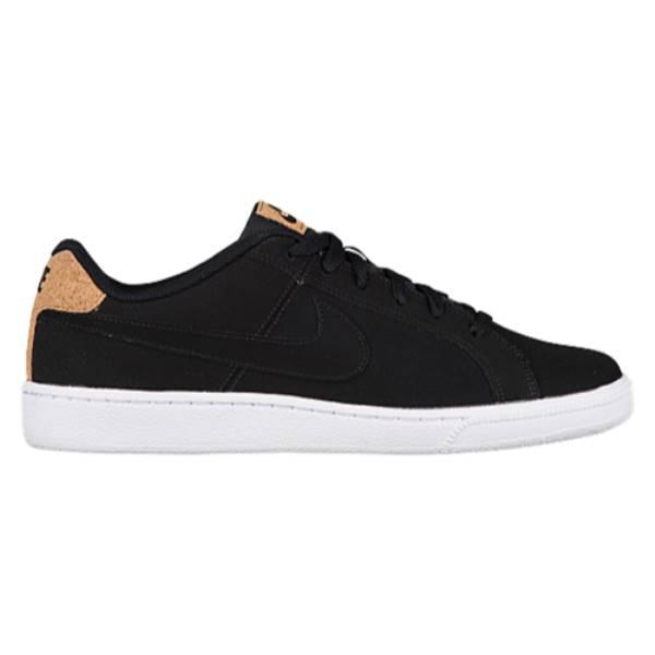 ナイキ メンズ シューズ・靴 スニーカー【Nike Court Royale】Black/White/Black