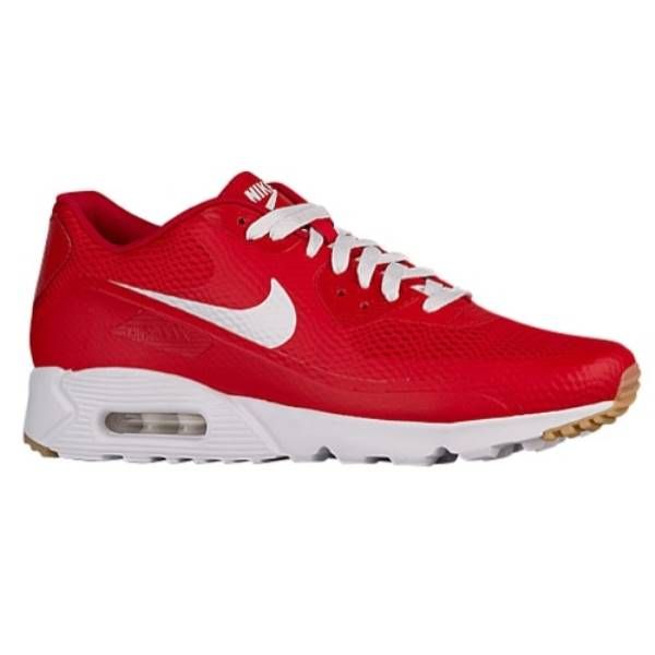 ナイキ メンズ シューズ・靴 スニーカー【Nike Air Max 90 Ultra】University Red/White/University Red
