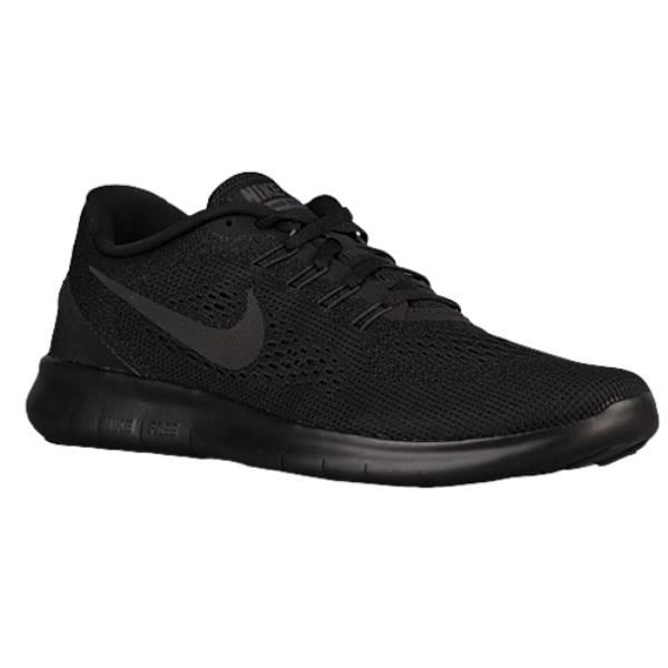 ナイキ メンズ ランニング・ウォーキング シューズ・靴【Nike Free RN】Black/Black/Anthracite