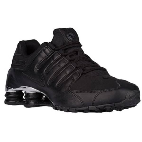 ナイキ メンズ シューズ・靴 スニーカー【Nike Shox NZ】Black/Chrome/Black