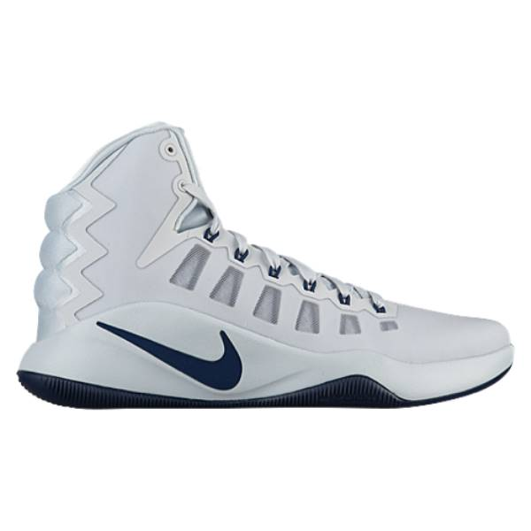 ナイキ メンズ バスケットボール シューズ・靴【Nike Hyperdunk 2016】Pure Platinum/Midnight Navy/Black